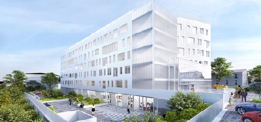 d couvrez le primo immeuble de bureaux 2 km de la porte d 39 orl ans dbx conseil. Black Bedroom Furniture Sets. Home Design Ideas