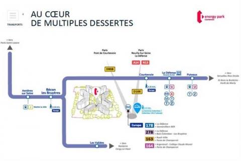 Location Bureaux et Activités COURBEVOIE - Photo 8