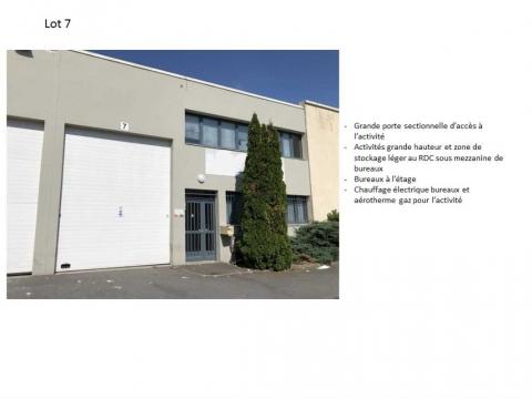 Location Activités et Bureaux EMERAINVILLE - Photo 4