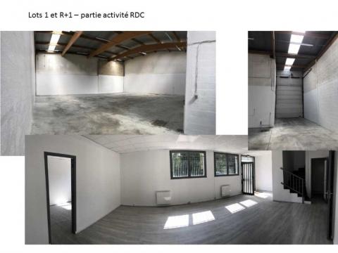 Location Activités et Bureaux EMERAINVILLE - Photo 6