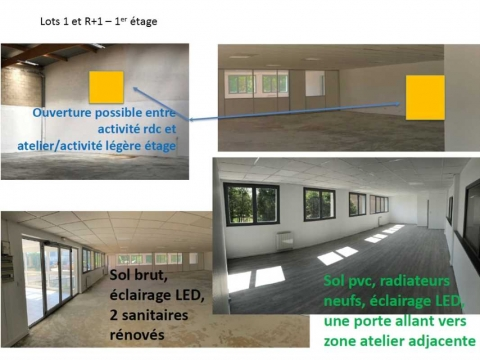 Location Activités et Bureaux EMERAINVILLE - Photo 7