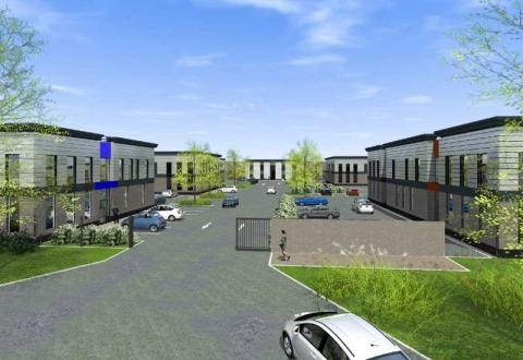 Location Activités et Bureaux SERRIS - Photo 1